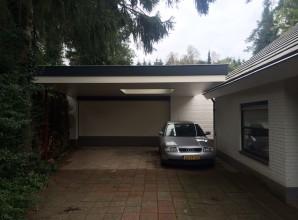 Garage klaar